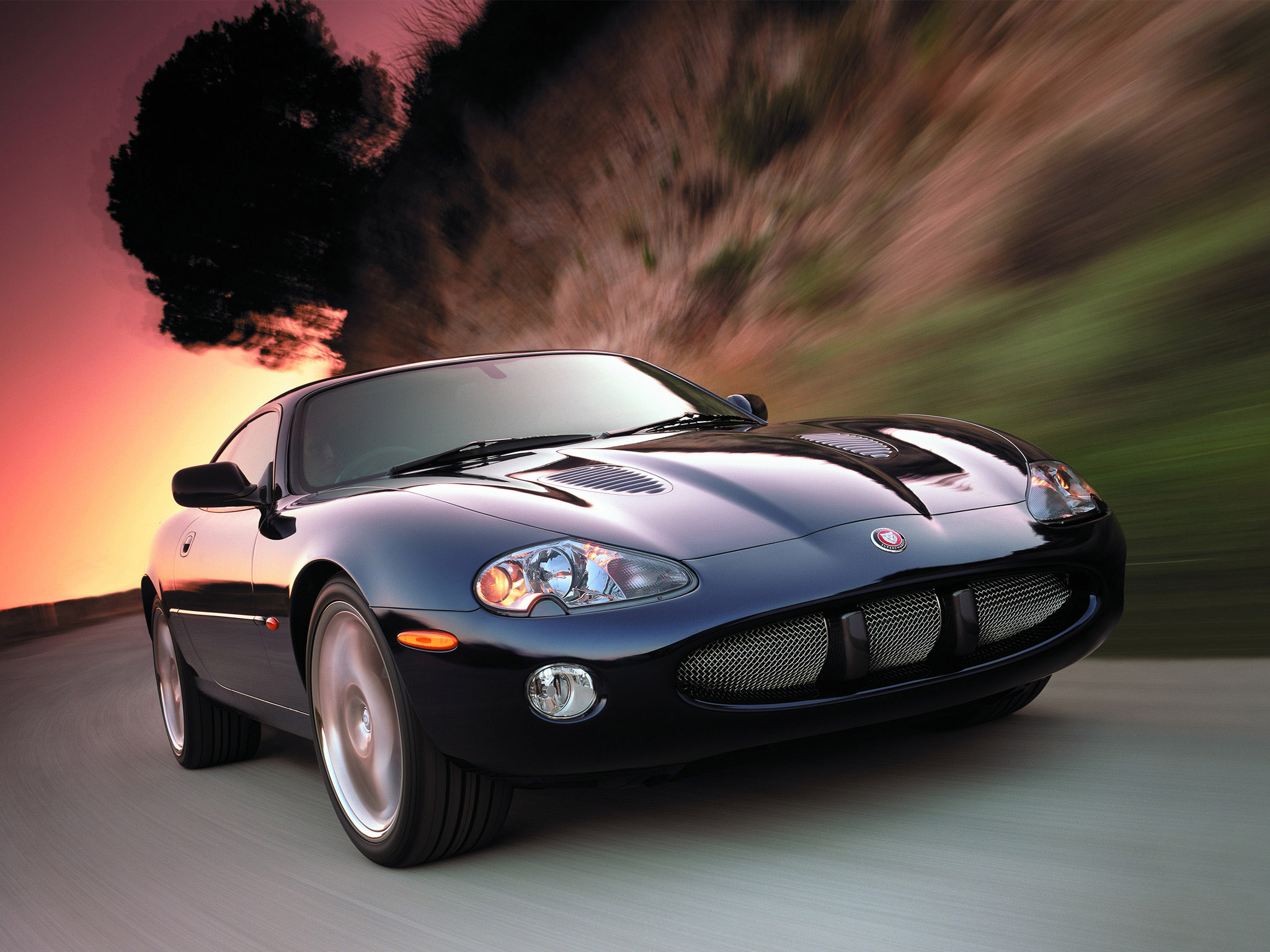 1998_Jaguar_XKR_coupé